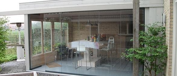 Lumalux specialist in verandabeglazing op maat gemaakt - Een terras aan het plannen ...
